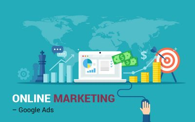 Making Sense of Online Marketing Options – Google Ads